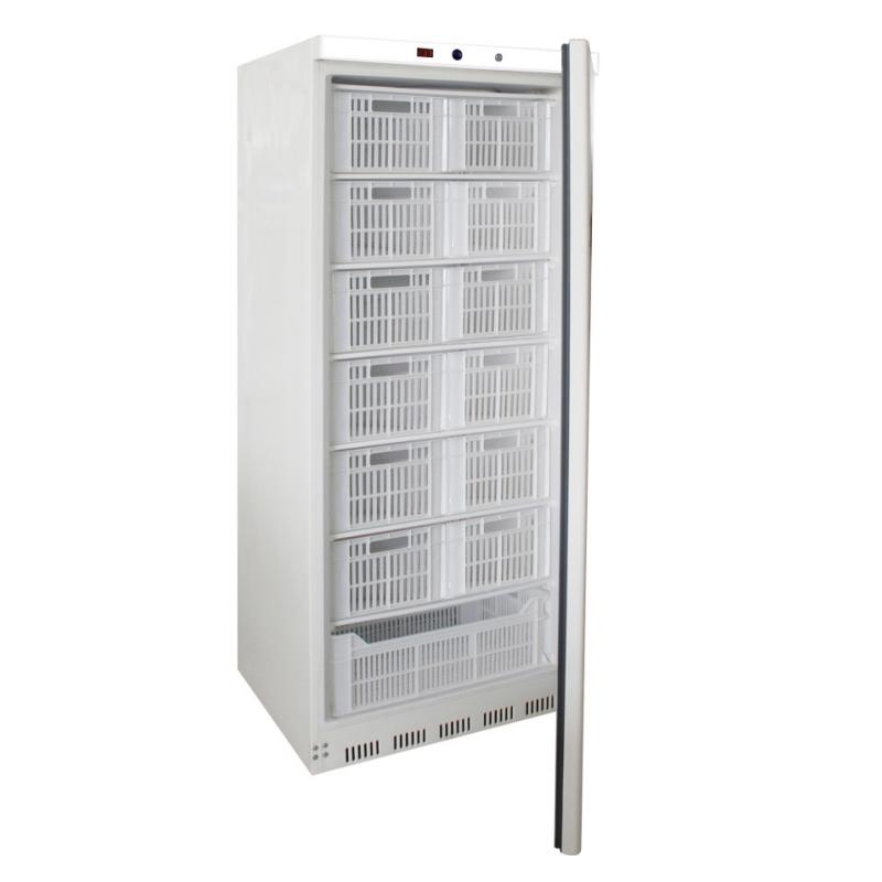 Armoire réfrigérée négative 600L pour cagettes