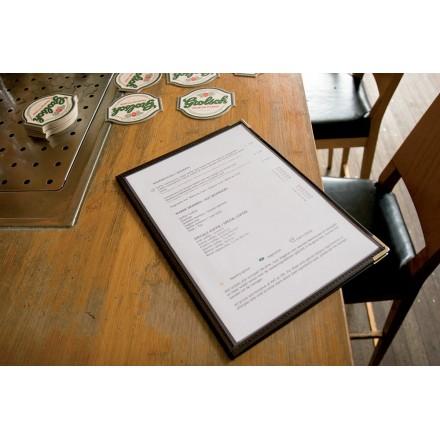 Piétement de table rabattable et encastrable alu UGINE
