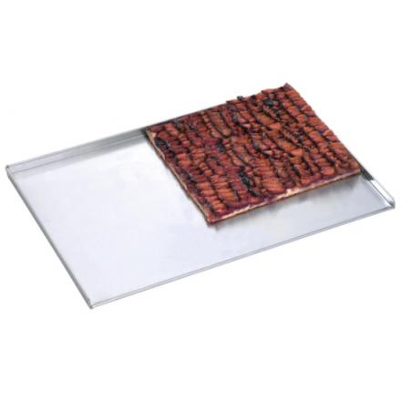Plaque de four pâtissière en aluminium BARTSCHER 600x400mm