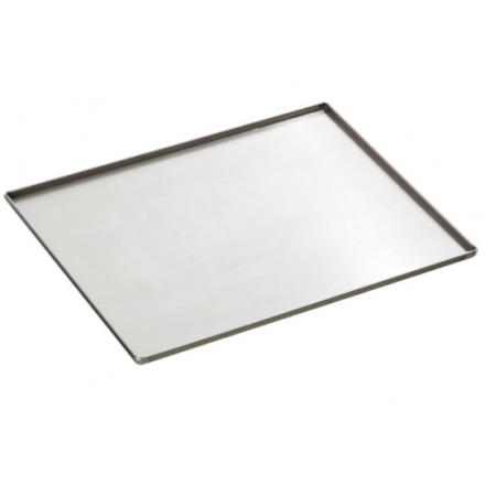 Plaque de four pâtissière en aluminium BARTSCHER 433x333m