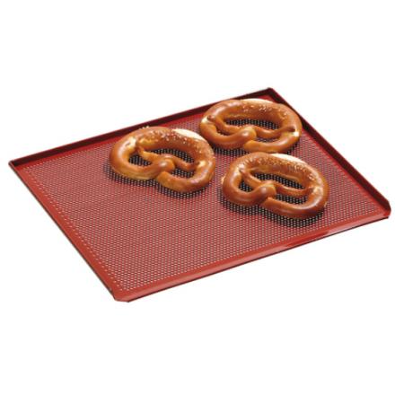 Plaque pâtissière perforée en silicone BARTSCHER 433x333m