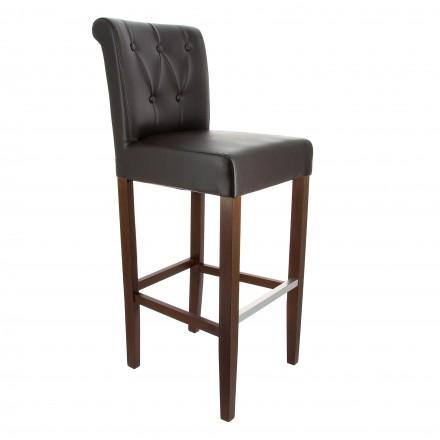 Chaise haute DESIGN noire