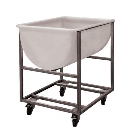 Chariot à pâtière 170 ou 220 litres