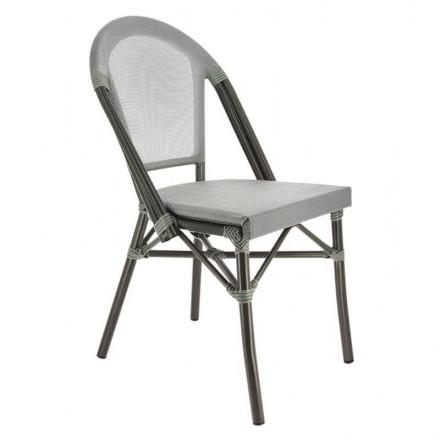 Chaise DINARD gris