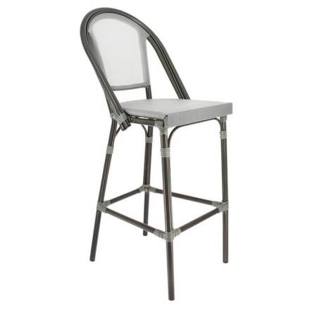 Chaise haute DINARD gris