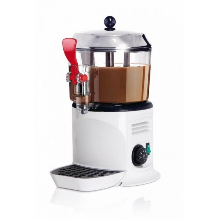 Machine à chocolat chaud 3L UGOLINI DELICE3L/WHITE