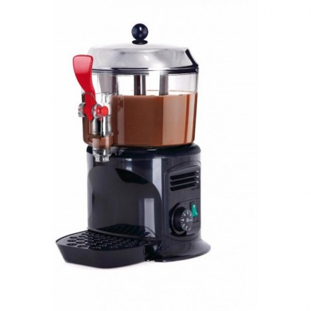 Machine à chocolat chaud 3L UGOLINI DELICE3L/BLACK