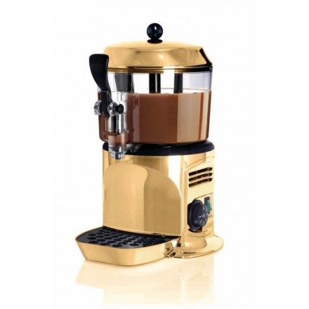 Machine à chocolat chaud 3L UGOLINI DELICE3L/GOLD