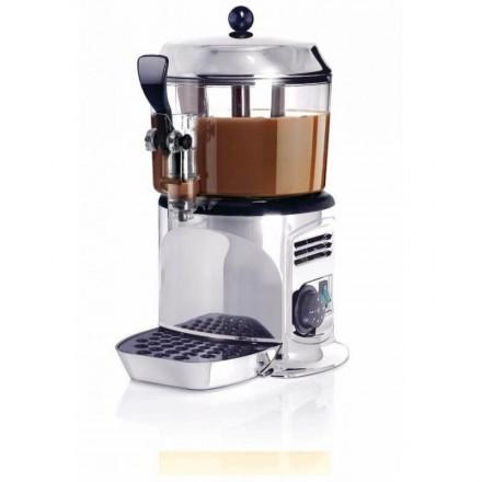 Machine à chocolat chaud 5L UGOLINI DELICE SILVER