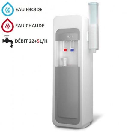 Fontaine à eau réfrigérée professionnelle YUMI-H - COSMETAL