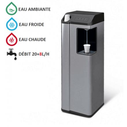 Fontaine à eau MODELA froid/tempéré/chaud