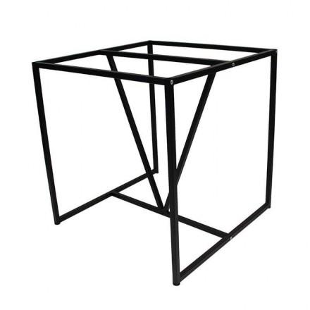 Piétement de table carré ANAÏS