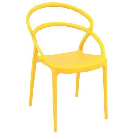 Chaise SETE jaune