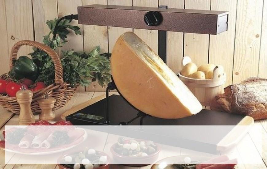 Appareils à raclette/fondue
