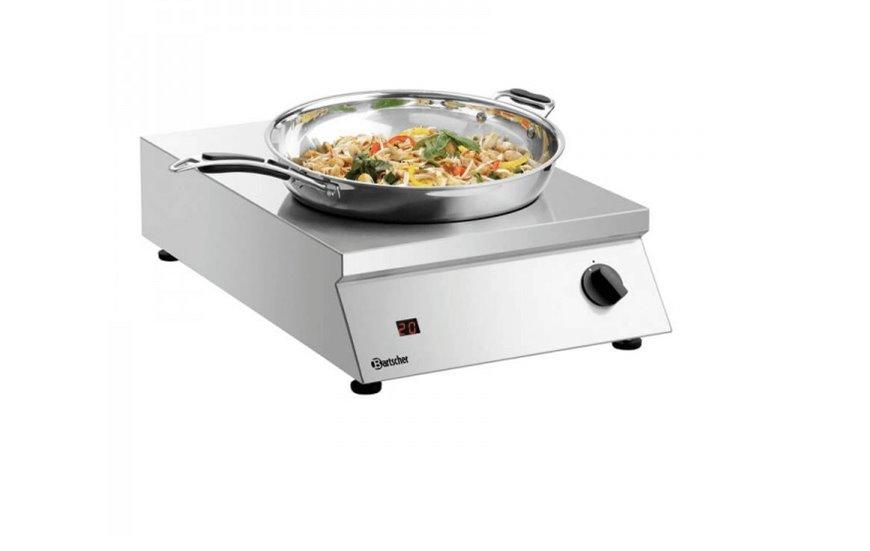 Réchauds wok à induction