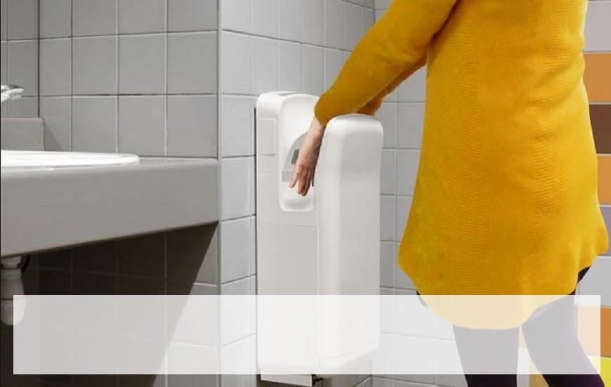 Sèche-mains électriques