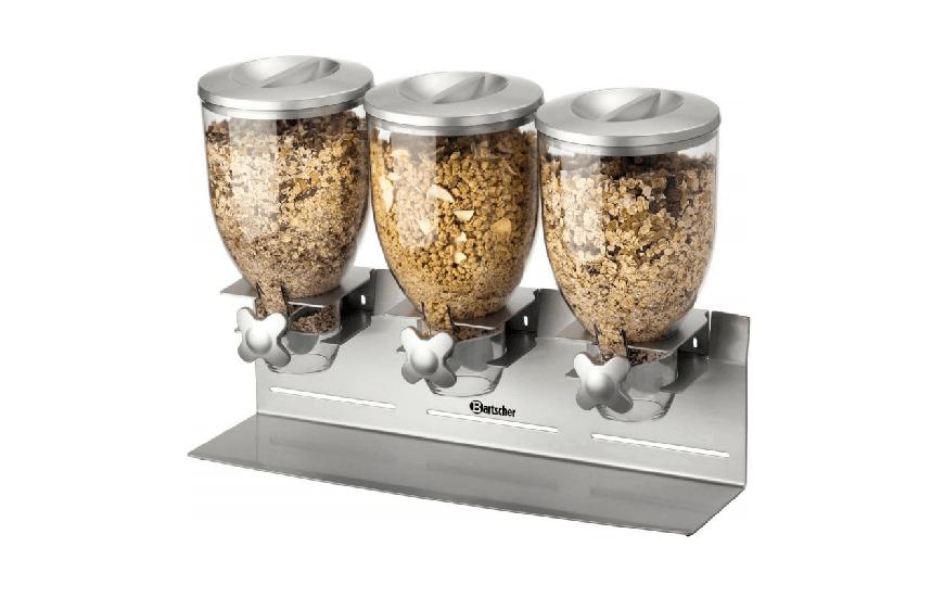 Distributeurs de céréales