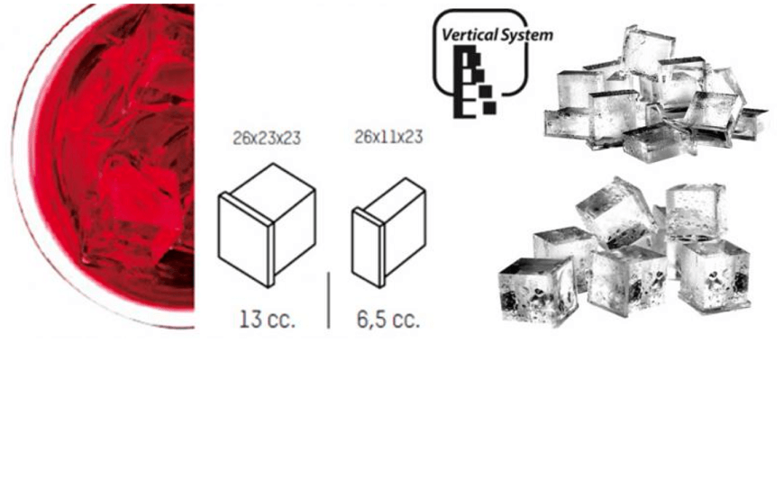 Cube avec stockage
