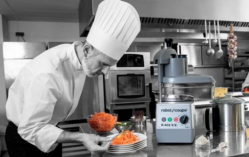 Combinés cutters & coupe-légumes ROBOT COUPE